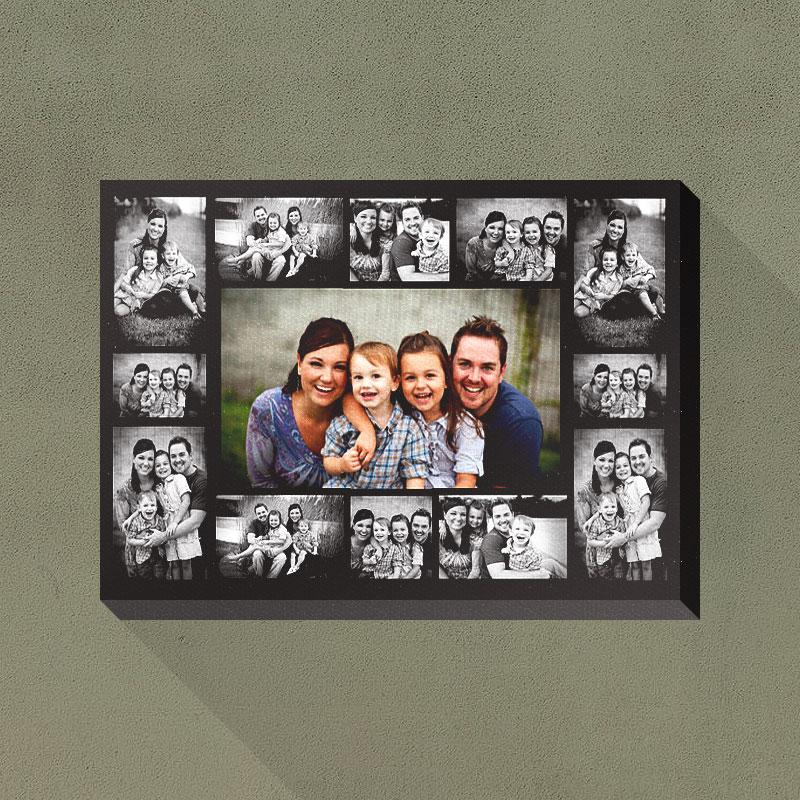 Как сделать фото из 4 фото онлайн бесплатно